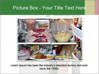 Open Fridge PowerPoint Templates - Slide 16