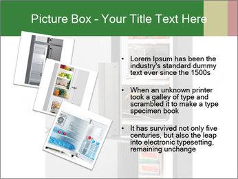 Open Fridge PowerPoint Templates - Slide 17