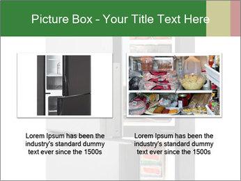 Open Fridge PowerPoint Templates - Slide 18