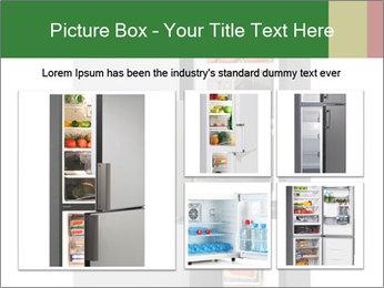 Open Fridge PowerPoint Templates - Slide 19