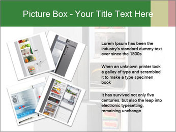 Open Fridge PowerPoint Templates - Slide 23