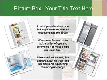 Open Fridge PowerPoint Templates - Slide 24