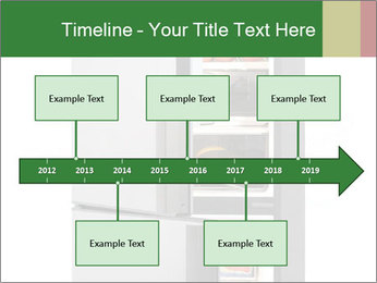 Open Fridge PowerPoint Templates - Slide 28