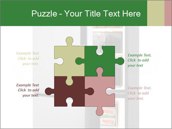 Open Fridge PowerPoint Templates - Slide 43