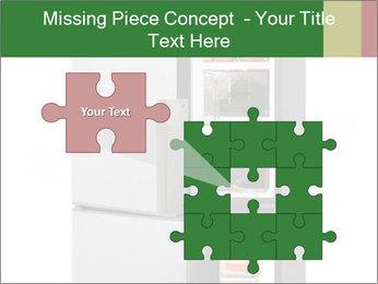 Open Fridge PowerPoint Templates - Slide 45