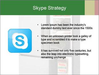 Open Fridge PowerPoint Templates - Slide 8