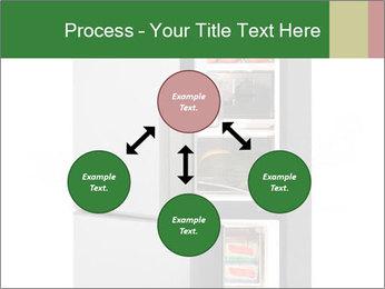 Open Fridge PowerPoint Templates - Slide 91