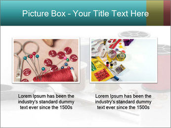Scissors and Bobbins PowerPoint Template - Slide 18