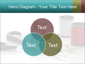 Scissors and Bobbins PowerPoint Template - Slide 33