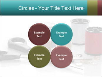Scissors and Bobbins PowerPoint Template - Slide 38