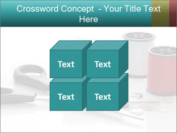Scissors and Bobbins PowerPoint Template - Slide 39