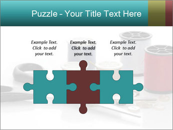 Scissors and Bobbins PowerPoint Template - Slide 42