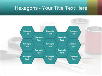 Scissors and Bobbins PowerPoint Template - Slide 44