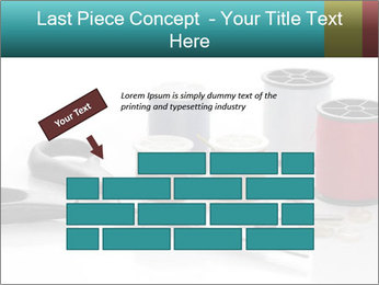 Scissors and Bobbins PowerPoint Template - Slide 46