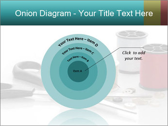 Scissors and Bobbins PowerPoint Template - Slide 61