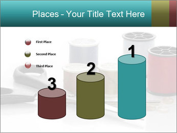 Scissors and Bobbins PowerPoint Template - Slide 65