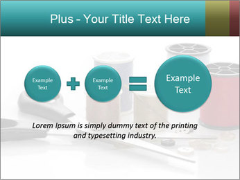 Scissors and Bobbins PowerPoint Template - Slide 75