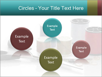 Scissors and Bobbins PowerPoint Template - Slide 77