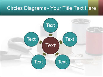 Scissors and Bobbins PowerPoint Template - Slide 78