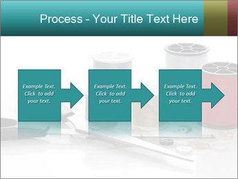 Scissors and Bobbins PowerPoint Template - Slide 88