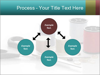 Scissors and Bobbins PowerPoint Template - Slide 91
