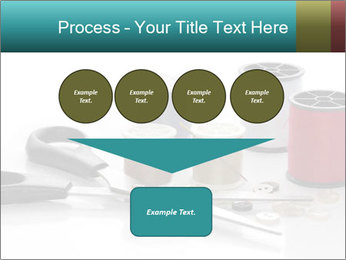 Scissors and Bobbins PowerPoint Template - Slide 93