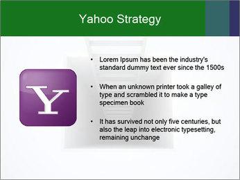 Ladder from Underground PowerPoint Template - Slide 11