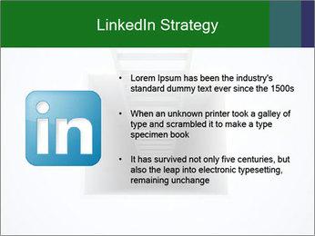 Ladder from Underground PowerPoint Template - Slide 12