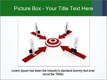 Ladder from Underground PowerPoint Template - Slide 15