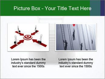 Ladder from Underground PowerPoint Template - Slide 18
