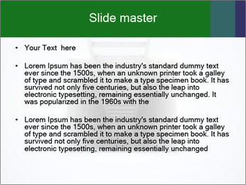 Ladder from Underground PowerPoint Templates - Slide 2