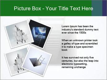 Ladder from Underground PowerPoint Template - Slide 23