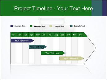 Ladder from Underground PowerPoint Template - Slide 25