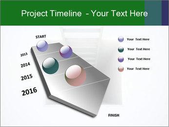 Ladder from Underground PowerPoint Template - Slide 26