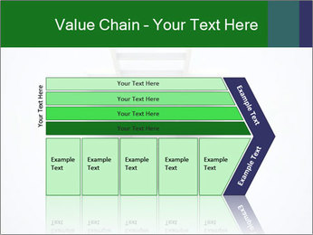 Ladder from Underground PowerPoint Template - Slide 27