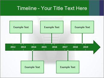Ladder from Underground PowerPoint Template - Slide 28