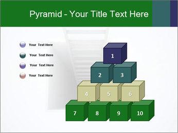 Ladder from Underground PowerPoint Template - Slide 31
