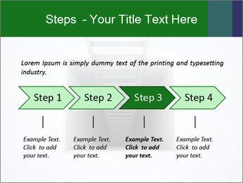 Ladder from Underground PowerPoint Template - Slide 4