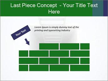 Ladder from Underground PowerPoint Template - Slide 46