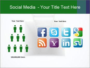 Ladder from Underground PowerPoint Templates - Slide 5