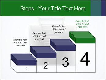 Ladder from Underground PowerPoint Template - Slide 64