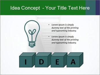 Ladder from Underground PowerPoint Template - Slide 80