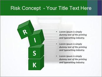 Ladder from Underground PowerPoint Template - Slide 81
