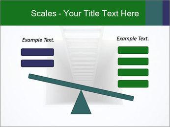 Ladder from Underground PowerPoint Template - Slide 89
