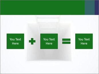 Ladder from Underground PowerPoint Template - Slide 95