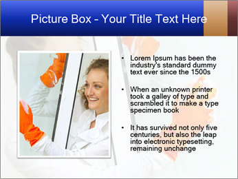 Window Cleaning PowerPoint Template - Slide 13