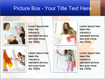 Window Cleaning PowerPoint Template - Slide 14