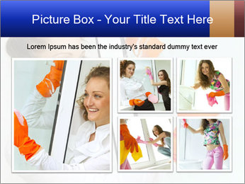 Window Cleaning PowerPoint Template - Slide 19
