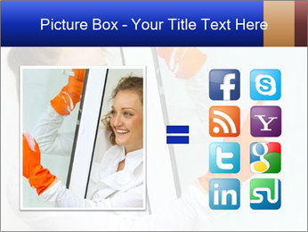 Window Cleaning PowerPoint Template - Slide 21