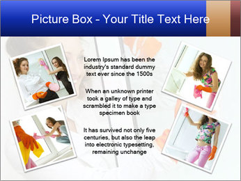 Window Cleaning PowerPoint Template - Slide 24